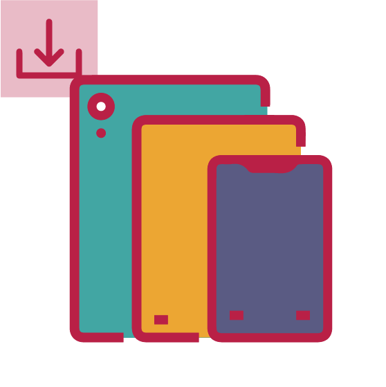 Social Media Web Design Online Store